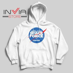 NASA Space Force Hoodie