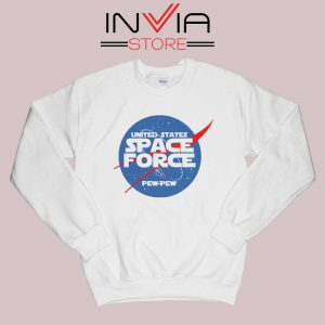 NASA Space Force Sweatshirt