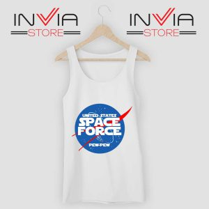 NASA Space Force Tank Top