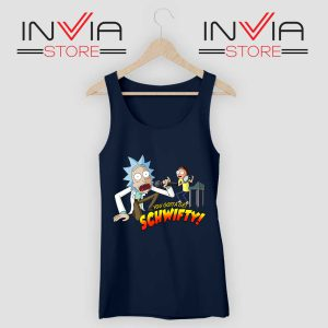 Rick and Morty Get Schwifty Tank Top