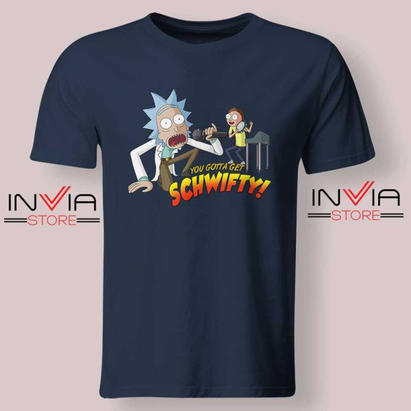 Rick and Morty Get Schwifty Tshirt
