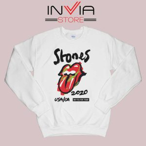 Rolling Stones No Filter Tour Sweatshirt