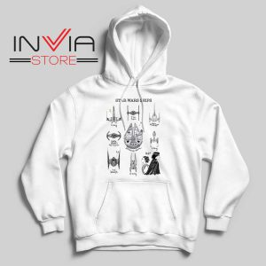 Star Wars Ship Collection Hoodie