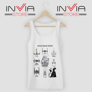 Star Wars Ship Collection Tank Top