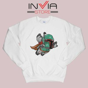 Super Bounty Hunter Star Wars Sweatshirt