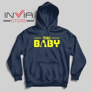 The Baby Star Wars Navy Hoodie