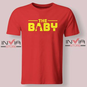 The Baby Star Wars Red Tshirt