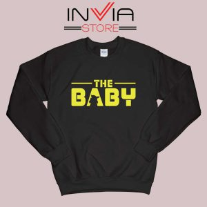 The Baby Star Wars Sweatshirt