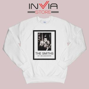 The Smiths Est 1982 Band Sweatshirt