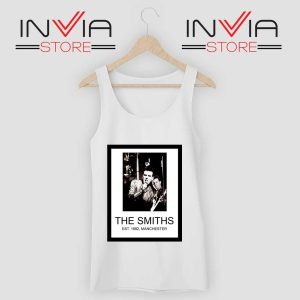The Smiths Est 1982 Band Tank Top