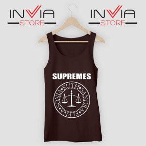 The Supremes Sandra Ruth Sonia Elena Tank Top