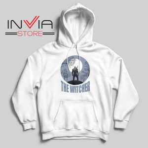 The Witcher Dark Moon Hoodie