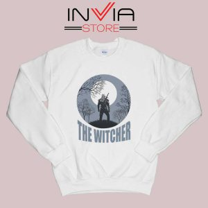 The Witcher Dark Moon Sweatshirt