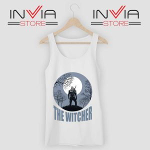 The Witcher Dark Moon Tank Top