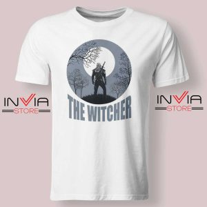 The Witcher Dark Moon Tshirt