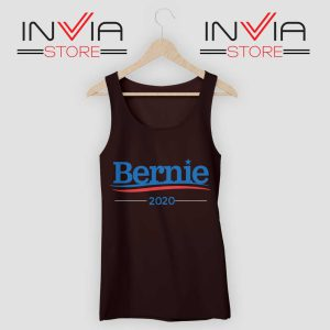 Best Bernie Sanders 2020 Campaign Black Tank Top