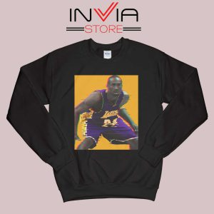 La Lakers The Mamba Defense Sweatshirt