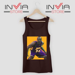 La Lakers The Mamba Defense Tank Top