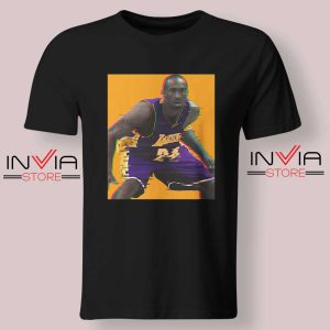 La Lakers The Mamba Defense Tshirt