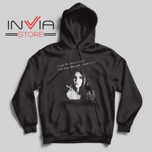 Lana Del Rey Gods and Monsters Hoodie