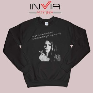 Lana Del Rey Gods and Monsters Sweatshirt