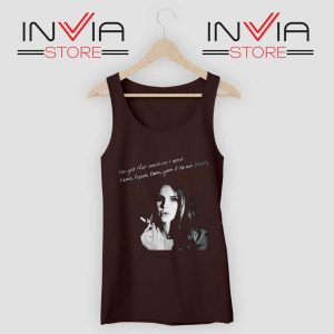 Lana Del Rey Gods and Monsters Tank Top