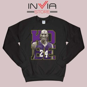 Memorial Black Mamba 24 Sweatshirt