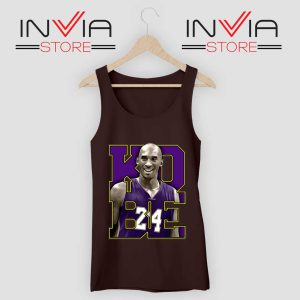 Memorial Black Mamba 24 Tank Top
