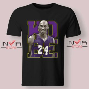 Memorial Black Mamba 24 Tshirt