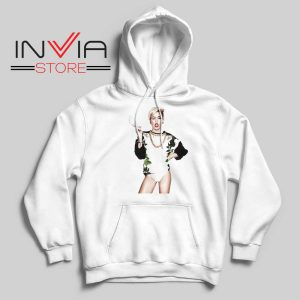 Miley Cyrus Sexy Pose Hoodie