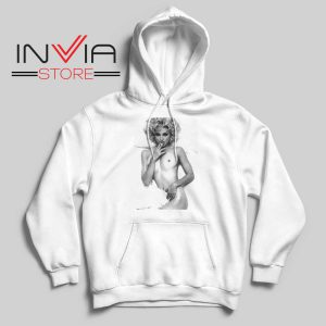 Naked Madonna Queen Music Pop Hoodie