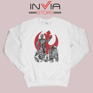 Star Wars The Rise of Droids Sweatshirt