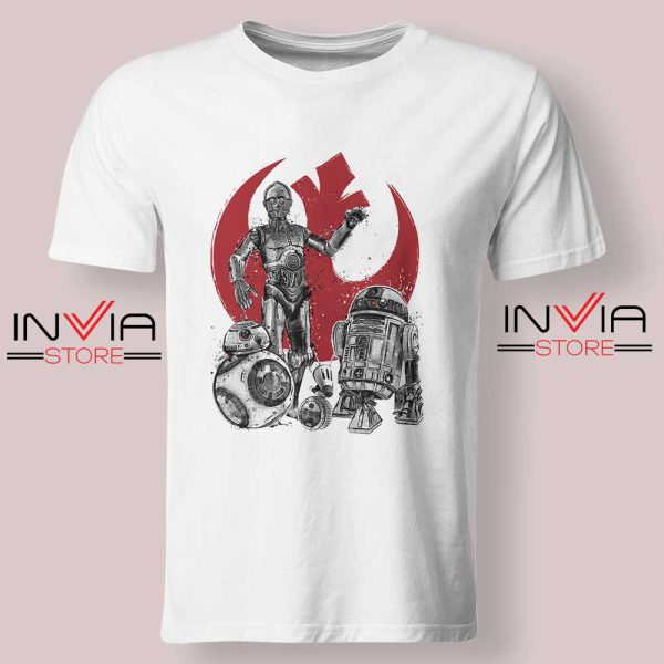 Star Wars The Rise of Droids Tshirt