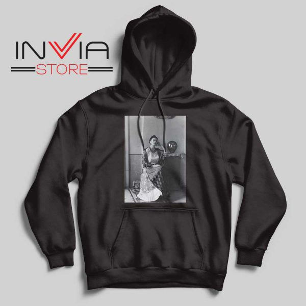 i Love you More than my own skin Black Hoodie